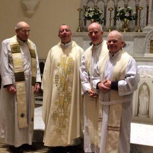 Fr Pat's Mass 7th Sept 2018
