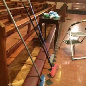 """The """"Church Clean-Up"""""""