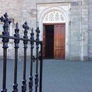 Church railings